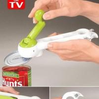 pembuka kaleng botol 6 in 1 multifungsi kitchen tools can opener