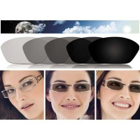 Lensa Photochromic / Photogrey / Transition | Berubah Warna Otomatis