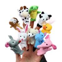 Boneka Jari Hewan Binatang Finger Puppets Animal