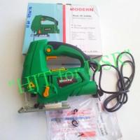Mesin Jigsaw Laser M-2200L Modern
