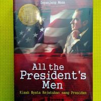 All the President's Men (Kisah Nyata Kejatuhan sang Presiden)