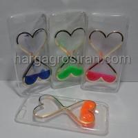 harga Softshell Love Case Iphone 5/5s - Silikon - Ada Jam Pasir Bentuk Love Tokopedia.com