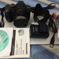 Kamera Digital Panasonic Lumix Dmc Fz35 12mp Leica Lens