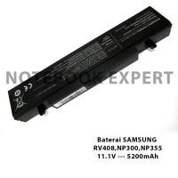 Baterai Laptop SAMSUNG NP300 NP305 NP355 NP355E4X R428 R470 R478 R480