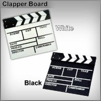 harga clapper board / papan take action Tokopedia.com