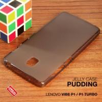 Lenovo Vibe P1 Turbo Soft Jelly Gel Silicon Silikon TPU Case Softcase