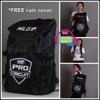 Barracuda Backpack Ultimate Mlg Pro Circuit | Tas Gaming Tas Sekolah