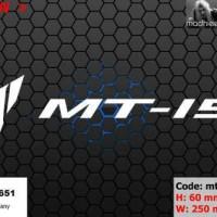 harga ea cutting sticker / decal    Code: ymh:  mt-15    ( sponsor logo ) Tokopedia.com