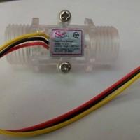 harga Sensor Pengukur Debit Air (water Flow Meter) Tokopedia.com