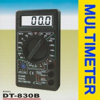 EELIC Multitester / avometer / Multimeter Digital DT830B