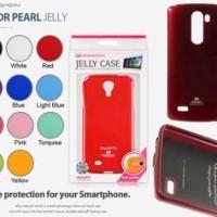 Jelly Case Mercury Lg G3 Stylus Original