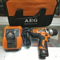 Cordless Drill / Driver AEG BSB12C2LI-152B