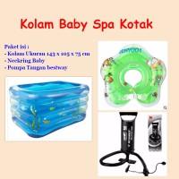 Paket Kolam Baby Spa/ Intime Baby Spa/ Kolam Renang Bayi Bulat