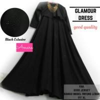 PUSAT GROSIR BAJU DRESS glamour good jersey