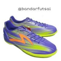 Sepatu Futsal SPECS ACCELERATOR LAZER IN TRUE VIOLET/FRESH YELLOW Ori