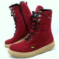 Jual sepatu casual wanita | pichboy | boot kulit Murah