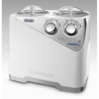 Delonghi Ice Cream Maker ICK 8000- Stainles