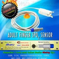 SPO2 SENSOR DEWASA ( Kompatibel untuk Patient Monitor Merk Mindray )