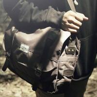 Jual Tas Kerja Kuliah Selempang Laptop Pria Massive Sling Bag Branded Murah Murah