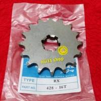 harga Gir Depan Yamaha Rx King 16T Tokopedia.com