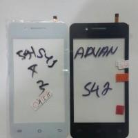 Touchscreen Advan S4j + Ic Ori B / W