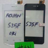 Touchscreen Advan S35f + Ic Ori (B / W)