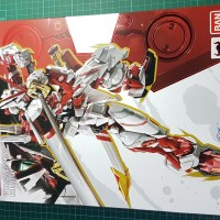 Metal Build Astray Red Frame