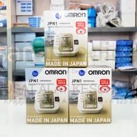 OMRON JPN1 / Tensimeter Digital 100% Made in Japan GARANSI