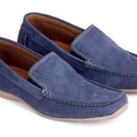 sepatu casual, sepatu pria keren, sepatu kets pria tanpa tali E 105