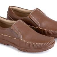sepatu casual, sepatu pria keren, sepatu kets pria tanpa tali E 107