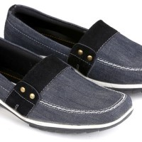 sepatu casual, sepatu pria keren, sepatu kets pria tanpa tali E 089