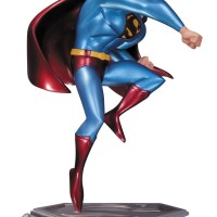 Dc Collectibles The Man Of Steel: Superman Animated Series Statue