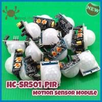 HC-SR501 PIR Motion Sensor Module Arduino Raspberry Pi