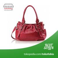 Jual Tas Wanita Model Tas Viyar / Handbags Warna Marun Murah