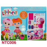 harga mainan anak cewek mesin rajut lalaloopsy bagus Tokopedia.com