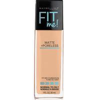 Maybelline Fit Me Matte + Poreless Foundation 220 Natural Beige