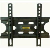Braket Tv LCD / LED 14-32 inchi (bracket/breket/gantungan)