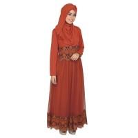 harga Baju Gamis / Muslim Wanita jersey merah Raindoz ROK 021 Tokopedia.com