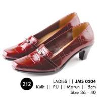 JK Collection JMS 0204 Sepatu Formal / Pantovel Wanita