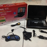 Tinwe Portable EVD Player DV-9899 10.2TFT Lcd - Screen