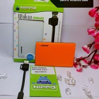 Power Bank Hippo Wakka 2800 MAH