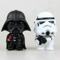Star Wars Mainan Hiasan Action Figure