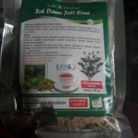 Teh Herbal Daun Jati China   Cina