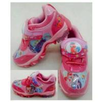 Sepatu Little Pony Anak Import Lampu / LITTLE PONY SEPATU PINK