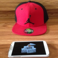 Topi Jordan Snapback Jumpman Logo
