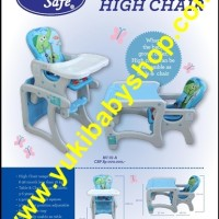 harga Baby Safe 2 in 1 High Chair Tokopedia.com