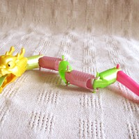 Mainan Nostalgia Jaman Dulu Pluit Dragon Naga