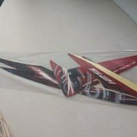harga Lis / striping Yamaha Xeon 2011/2012 merah Tokopedia.com