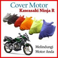 harga Cover Motor Kawasaki Ninja R, Sarung Motor Kawasaki Ninja R Tokopedia.com