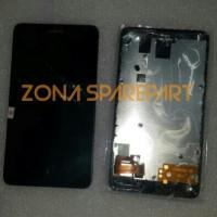 LCD TOUCHSCREEN Nokia x RM980 ORI FULLSET + FRAME